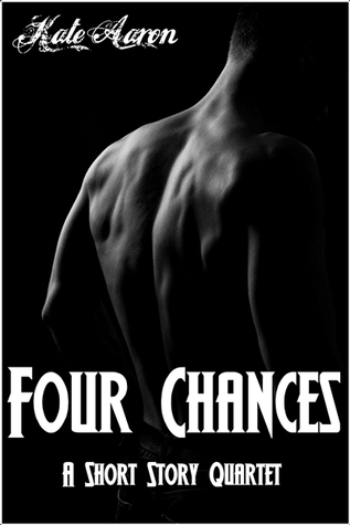 18518228 #WIN Paperback Copy of Four Chances #gayromance #giveaway