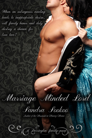 Marriage Minded Lord (a Darrington family novel, #1)