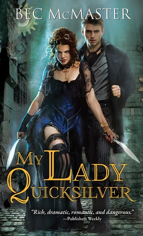 Winner: My Lady Quicksilver