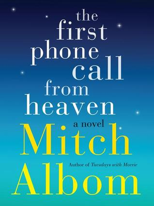 cover mitch albom first phone call from heaven