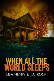 When All The World Sleeps by Lisa Henry & J.A. Rock