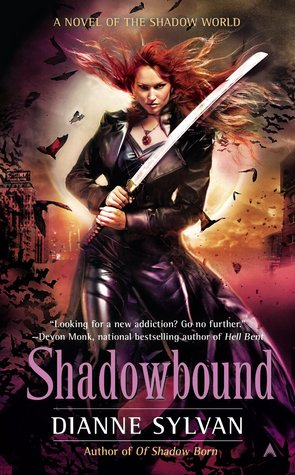 Review: Shadowbound by Dianne Sylvan