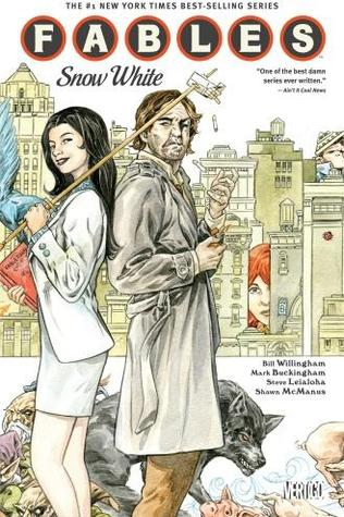 Fables, Vol. 19: Snow White (Fables, #19)