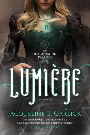 Lumière (Illumination Paradox, #1)