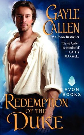 Redemption of the Duke (Brides of Redemption, #3)