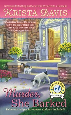 Murder, She Barked (A Paws and Claws Mystery)