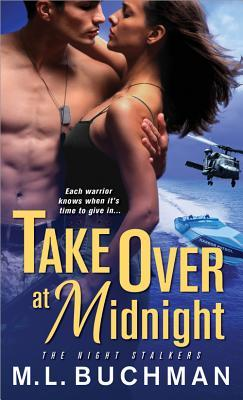 Take Over at Midnight (The Night Stalkers, #4)