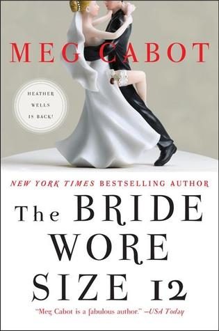 Book Tour Review + Giveaway! The Bride Wore Size 12 (Heather Wells Mysteries #5) by Meg Cabot