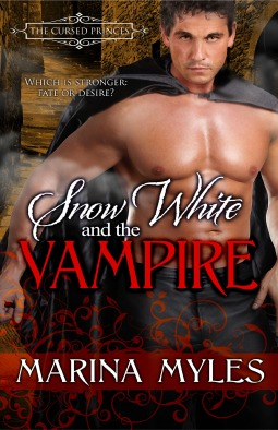 snow white and the vampire, marina myles