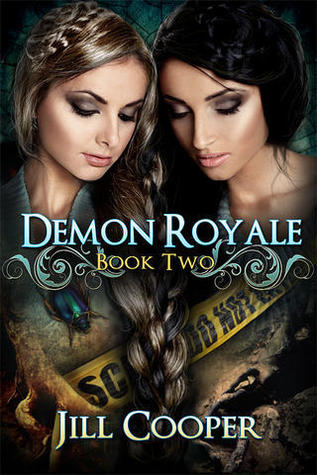 Demon Royale (The Dreamer Slayer Series, #2)