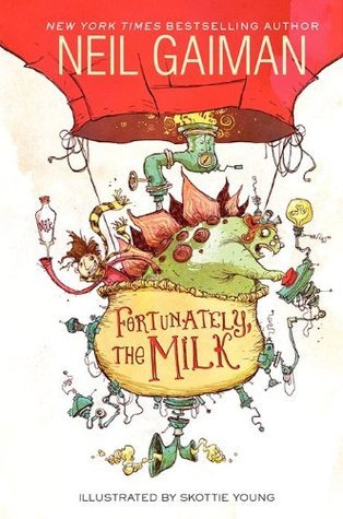 Book View: Fortunately The Milk