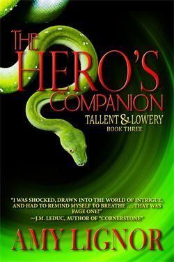 The Hero's Companion (Tallent & Lowery, #3)