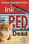 Ink,Red,Dead (Kiki Lowenstein Scrap-n-Craft Mystery, #3)