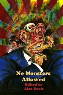No Monsters Allowed by Alex Davis