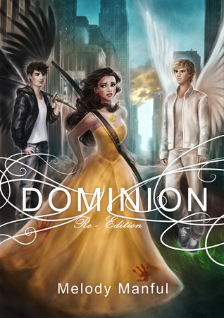 Dominion (Guardian Angels, #1)