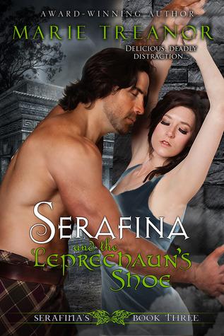 Serafina and the Leprechaun's Shoe (Serafina's, #3)