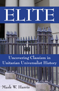 book cover: elite by mark w. harris