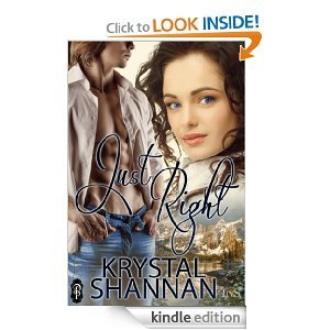 Review: Just Right by Krystal Shannan