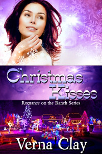Christmas Kisses (Romance on the Ranch #5)