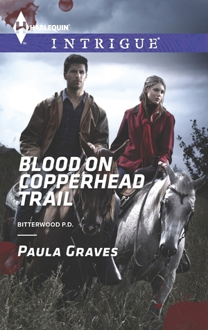 Blood on Copperhead Trail (Bitterwood P.D. #4)
