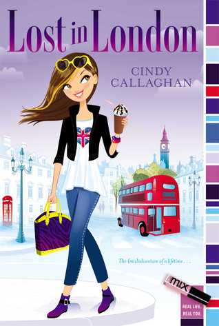 Blog Tour Review: Lost in London by Cindy Callaghan