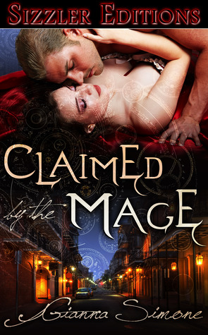 Claimed by the Mage (Bayou Magiste Chronicles #2)