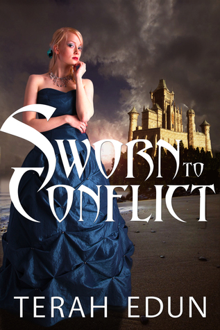 Sworn to Conflict (Courtlight #3)