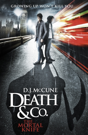 The Mortal Knife (Death & Co., #2)