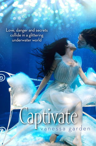 Review ~ Captivate by Vanessa Garden