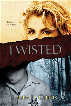 Twisted by Laura K. Curtis