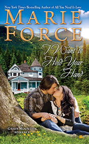 I Want to Hold Your Hand (Green Mountain, #2)