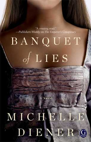 Book Review – Banquet of Lies by Michelle Diener