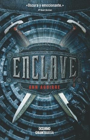 Reseña: Enclave - Ann Aguirre