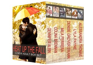 Heat Up The Fall: New Adult Boxed Set