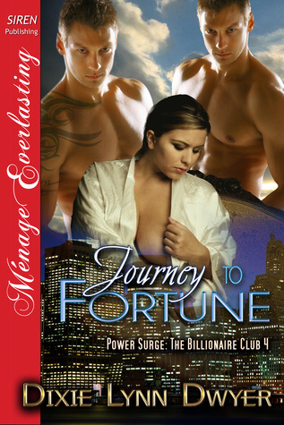 Journey To Fortune (Power Surge: The Billionaire Club #4)