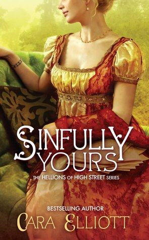 Sinfully Yours (Hellions of High Street, #2)
