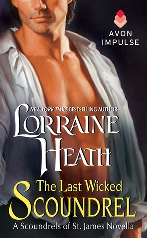 The Last Wicked Scoundrel (Scoundrels of St. James, #5)