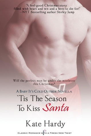 'Tis the Season to Kiss Santa