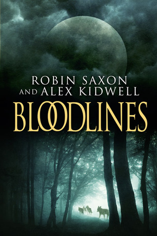 Bloodlines Cover
