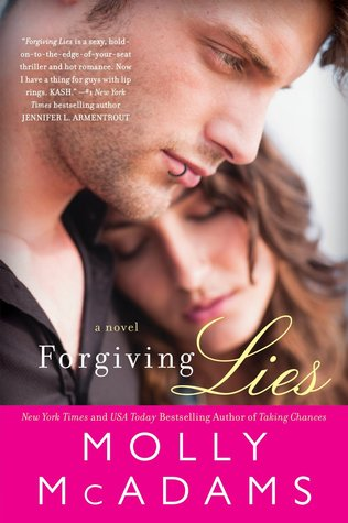 Forgiving Lies (Forgiving Lies #1) by Molly McAdams | Review