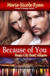 Because Of You by Marie-Nicole Ryan