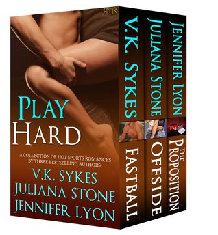 Play Hard by V.K. Sykes