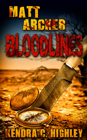 Matt Archer: Bloodlines Book Tour!