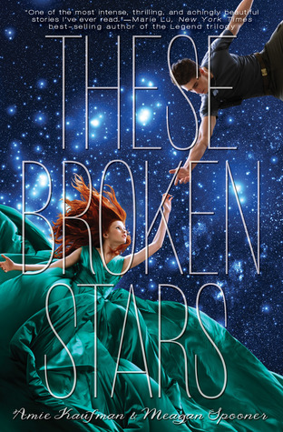 Mini Reviews: These Broken Stars, Blackout, Time After Time
