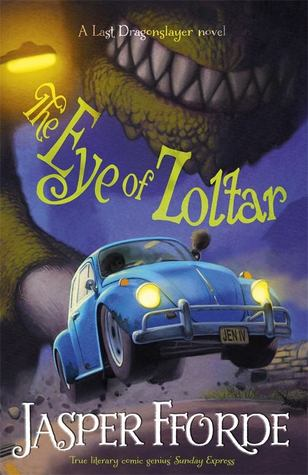 The Eye of Zoltar (The Chronicles of Kazam, #3)