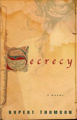 book cover: secrecy by rupert thomson