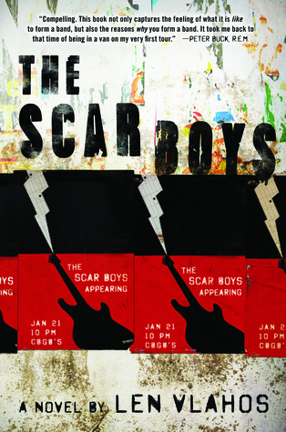 Book Review: The Scar Boys