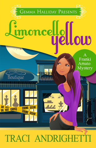 Limoncello Yellow by Traci Andrighetti