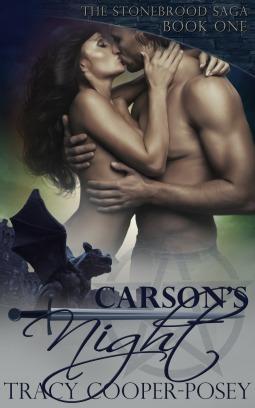 Carson's Night (The Stonebrood Saga #1)