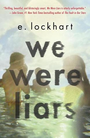 16143347 Book Review : We Were Liars by E. Lockhart